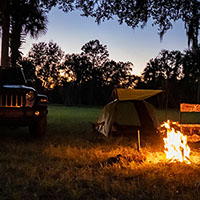 Adventure Photography Camping